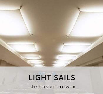 Category light sails/sail lamps