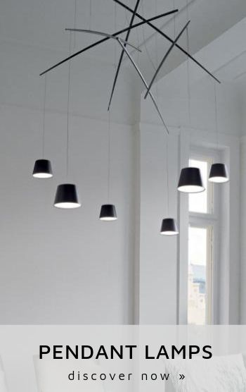 Category pendant lamps & supension lamps