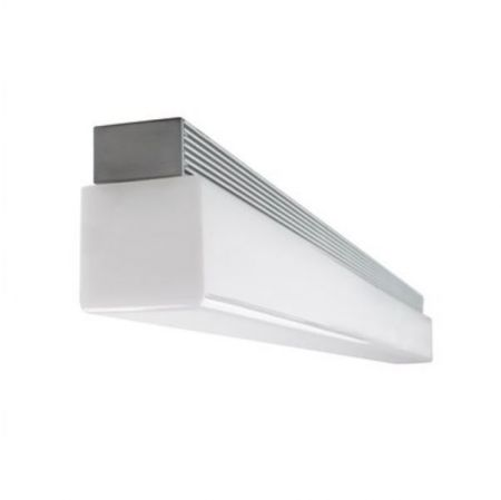 LED profile mirror lamp Stratos BK