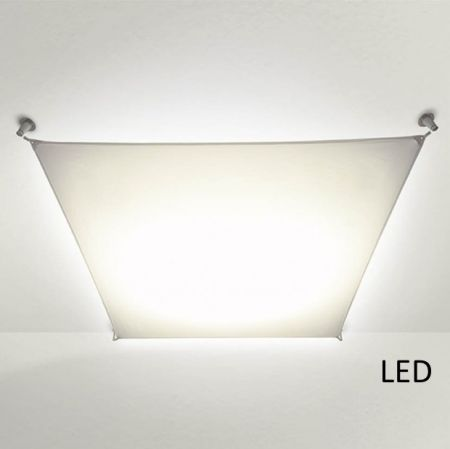 B.lux Veroca 2 LED light sail ceiling lamp