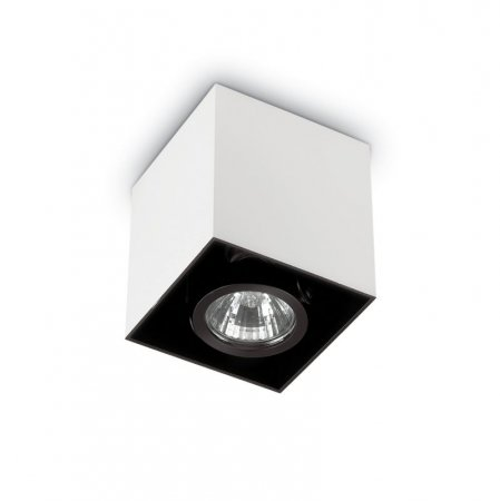 Ideal Lux square spotlight Mood adjustable