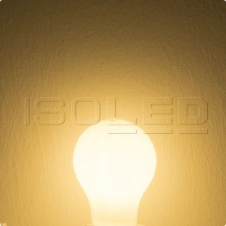 E27 LED bulb clear 5W warm white dimmable - Kopie