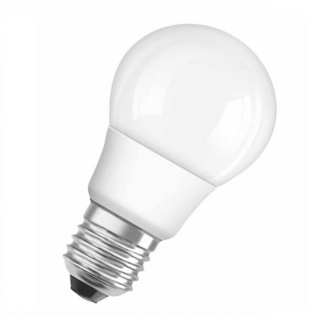 E27 LED bulb 6W warm white, dimmable  - EEK: A+ (Spektrum: 0 bis 0)