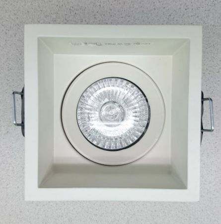 Square ceiling downlight Box