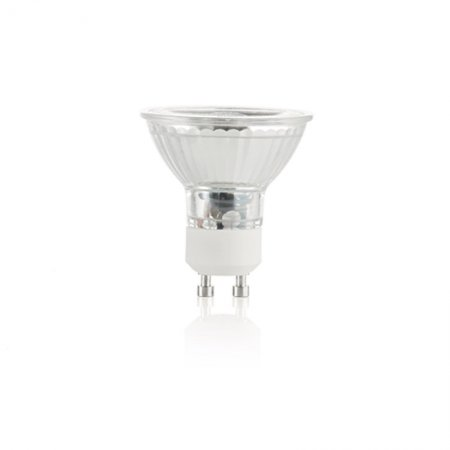 GU10 LED 7W bulb 3000K warm white 640lm