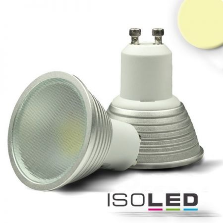 GU10 LED HV-reflector lamp 5W warm white, dimmable