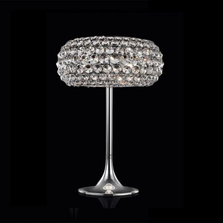 Illuminati crystal table lamp Star  - EEK: A++ (Spektrum: A++ bis E)
