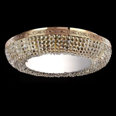 Maytoni crystal ceiling lamp Luna gold  - EEK: A++ (Spektrum: 0 bis 0)