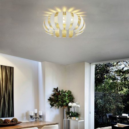Braga LED ceiling lamp Geo PL50