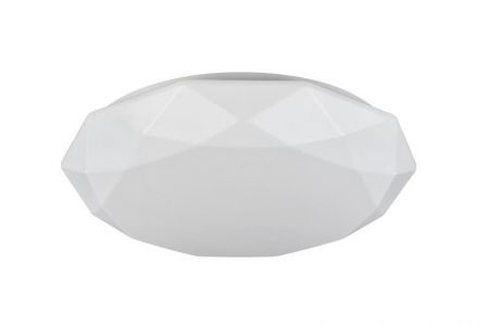 Maytoni LED ceiling lamp Crystallize with adjustable white light color  - EEK: A+ (Spektrum: A++ bis A)