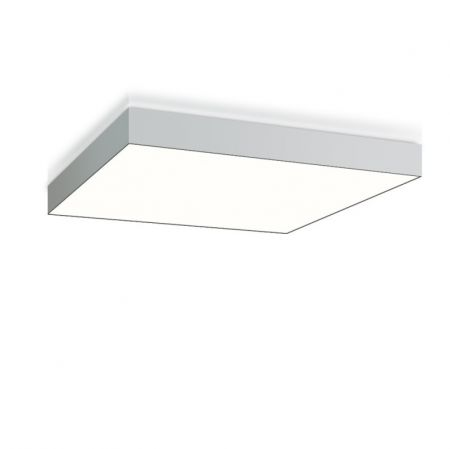 Planlicht Liha square LED ceiling lamp