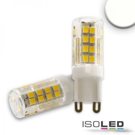 G9 LED lamp 3,5W neutral white 4200K  - EEK: A+ (Spektrum: 0 bis 0)