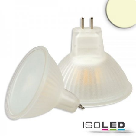 MR16 LED bulb 12V 3,5W warm white 270°