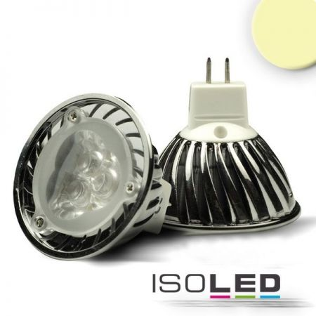 MR16 LED spot 12V 3W 45° warm white  - EEK: A++ (Spektrum: 0 bis 0)