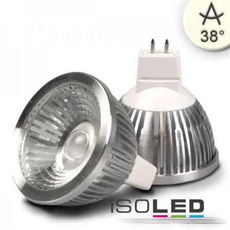 MR16 LED spot 12V 5,5W 38° cool white, dimmable
