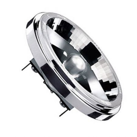 Low voltage reflector lamp eco G53 35W