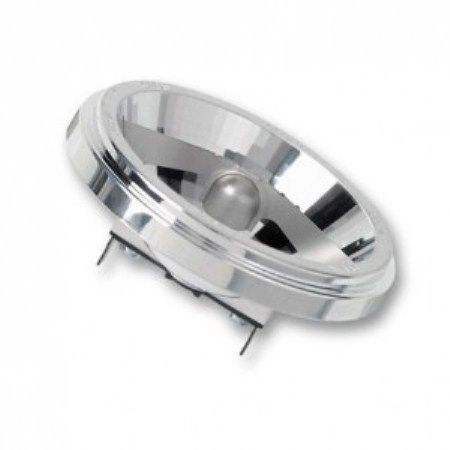 Low voltage reflector lamp G53 100W