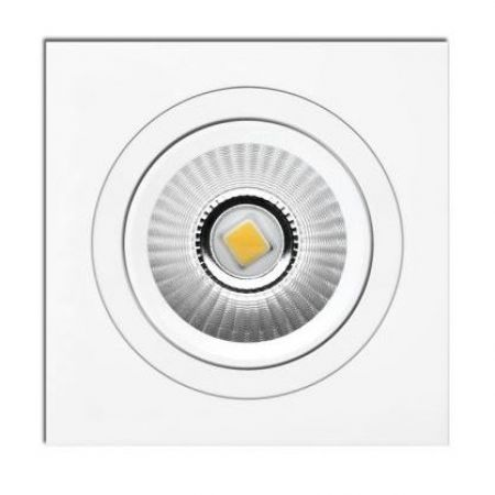 Onok square LED downlight Onled Q dimmable