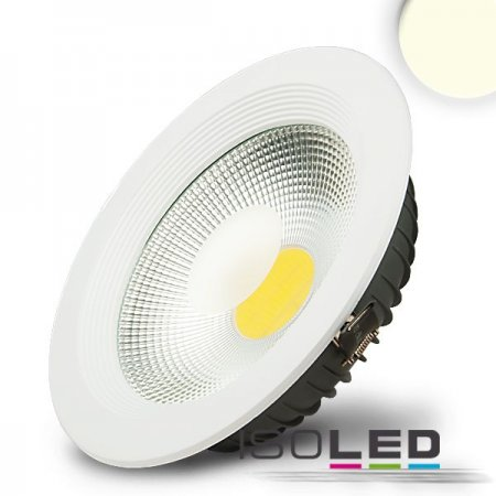 LED Einbaustrahler downlight 30W warmweiss
