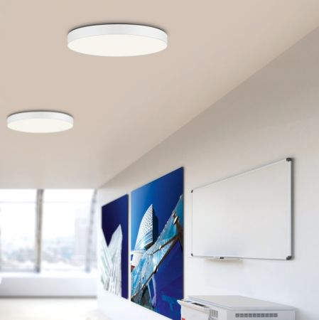Onok flat LED ceiling lamp Drone