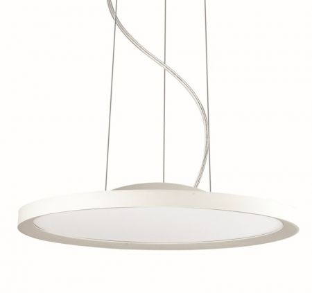 Ideal Lux round flat LED pendant lamp Ufo  - EEK: A+ (Spektrum: A++ bis A)