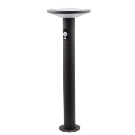 Solar LED pedestal lamp Karina with sensor 60cm