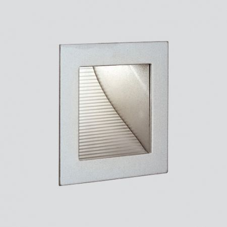 LED wall recessed lamp Sen square  - EEK: A+ (Spektrum: 0 bis 0)