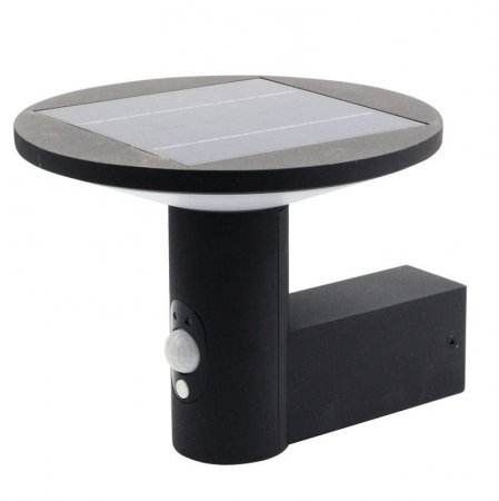 Solar LED wall lamp Karina with sensor