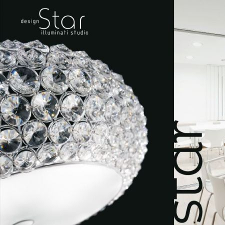 Star Kristall Serie von Illuminati lighting