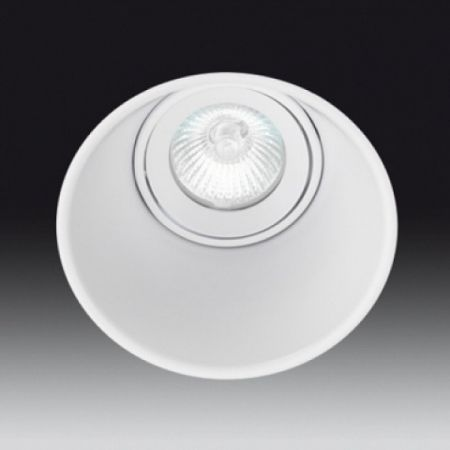 Onok round downlight Vulcano 2.1 Ø:116mm  - EEK: A++ (Spektrum: 0 bis 0)