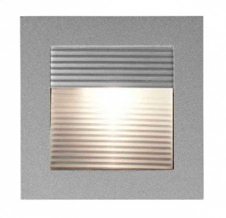 Planlicht LED wall recessed lamp Wall 90 Grid  - EEK: A (Spektrum: A bis A)