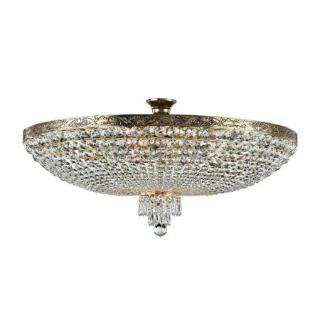 Maytoni crystal ceiling lamp Palace Ø:80cm