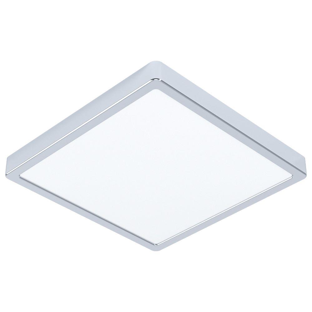 Badezimmer LED Deckenlampe Fueva IP20 Chrom