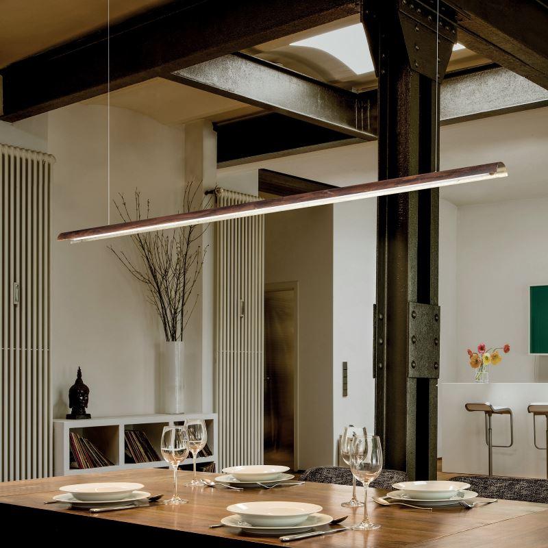 Tile braga s1 led pendelleuchte dimmbar kaufen for Esstisch 1 40 m