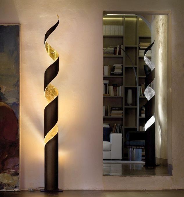 braga truciolo design stehleuchte kaufen. Black Bedroom Furniture Sets. Home Design Ideas