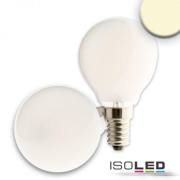 E14 LED Tropfenlampe milchig 4W- Lichtakzente.at