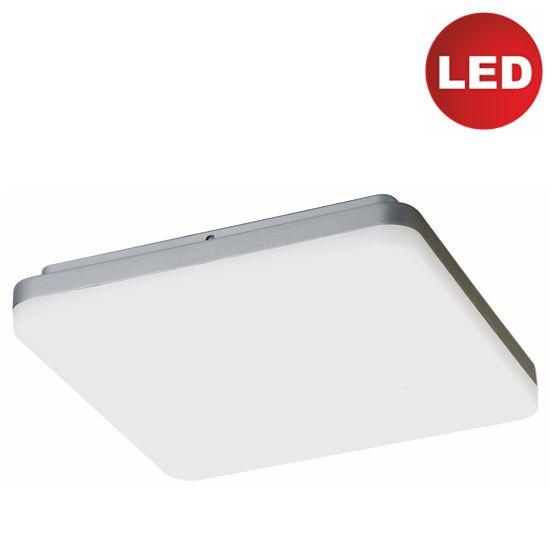 Flache Eckige Led Deckenlampe Square Kaufen Lichtakzente At