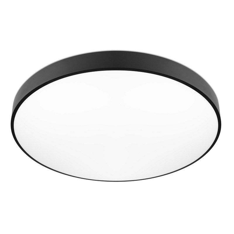 Onok lighting recessed light vulcano g xw by onok for Deckenleuchte rund flach