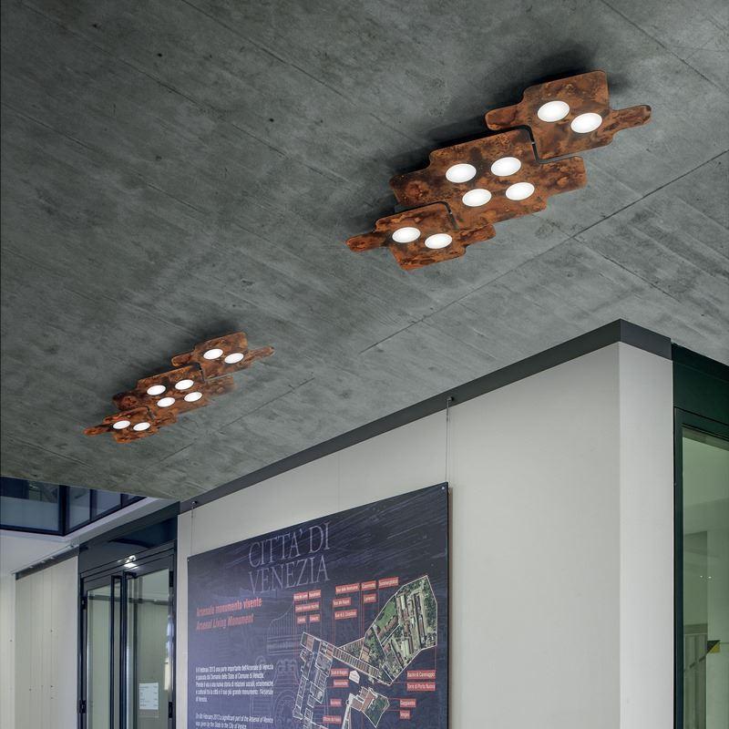 Braga Puzzle LED Deckenleuchte PL50 kaufen Lichtakzente.at