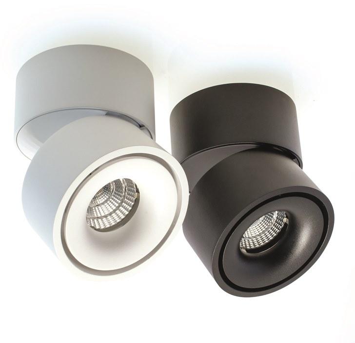 LED Deckenstrahler Easy dimmbar 10W kaufen  Lichtakzente.at