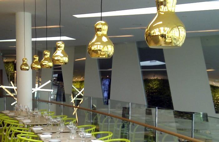 Lightyears Calabash 6 : Calabash lightyears pendant lamp gold lichtakzente.at