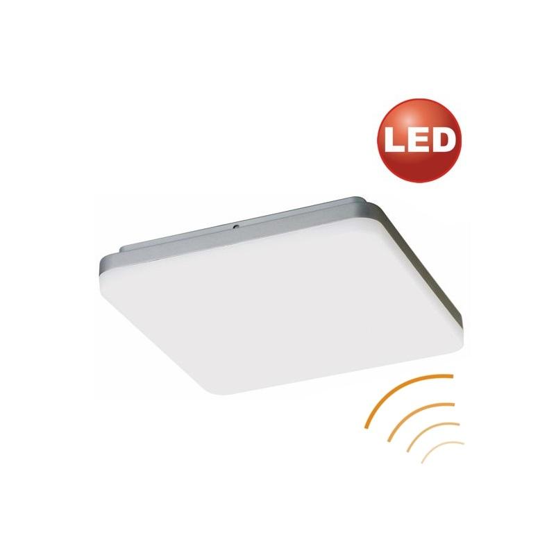 LED Deckenlampe Square mit Bewegungsmelder 18W