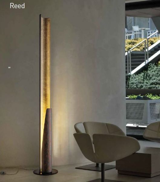 Braga Reed Led Stehlampe Dimmbar Kaufen Lichtakzente At