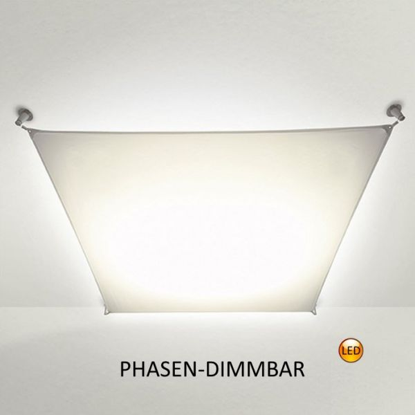 B.lux Veroca 2 LED ceiling lamp phase cut dimmable