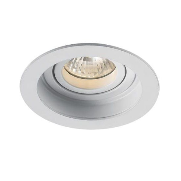 Round downlight Sundi GU10
