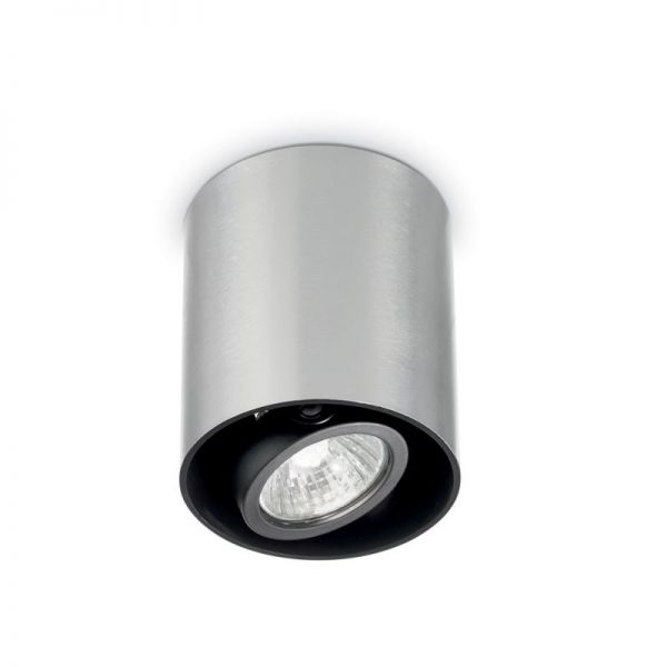 Ideal Lux ceiling spotlight Mood adjustable aluminium