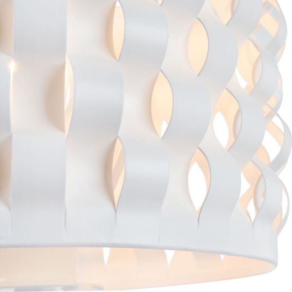 Maytoni table lamp Delicate white on