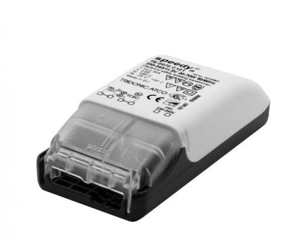 Electronic transformer Speedy dimmable 35-105VA