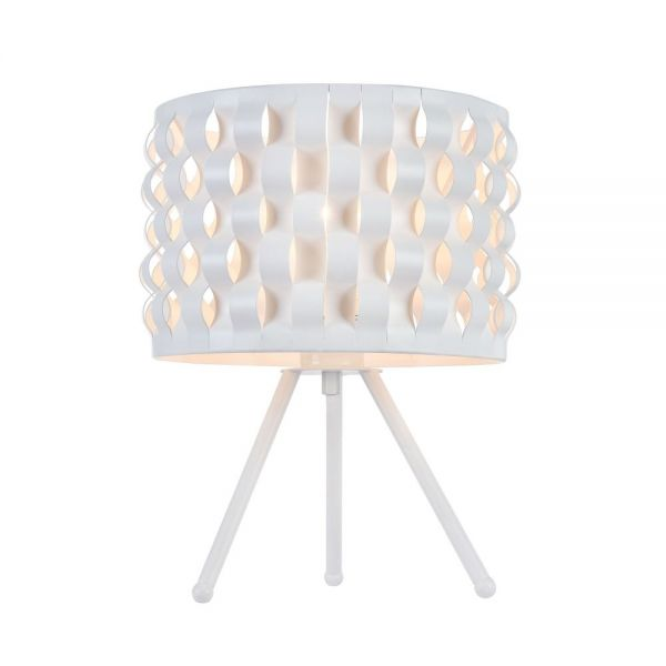 Maytoni table lamp Delicate white