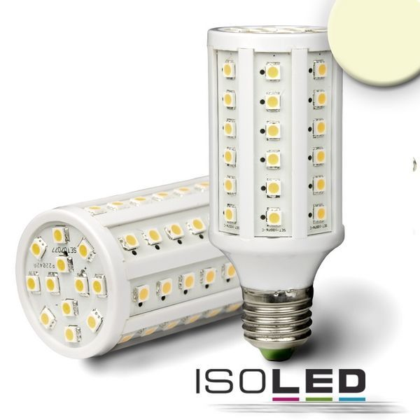 E27 LED lamp Corn 9W warm white